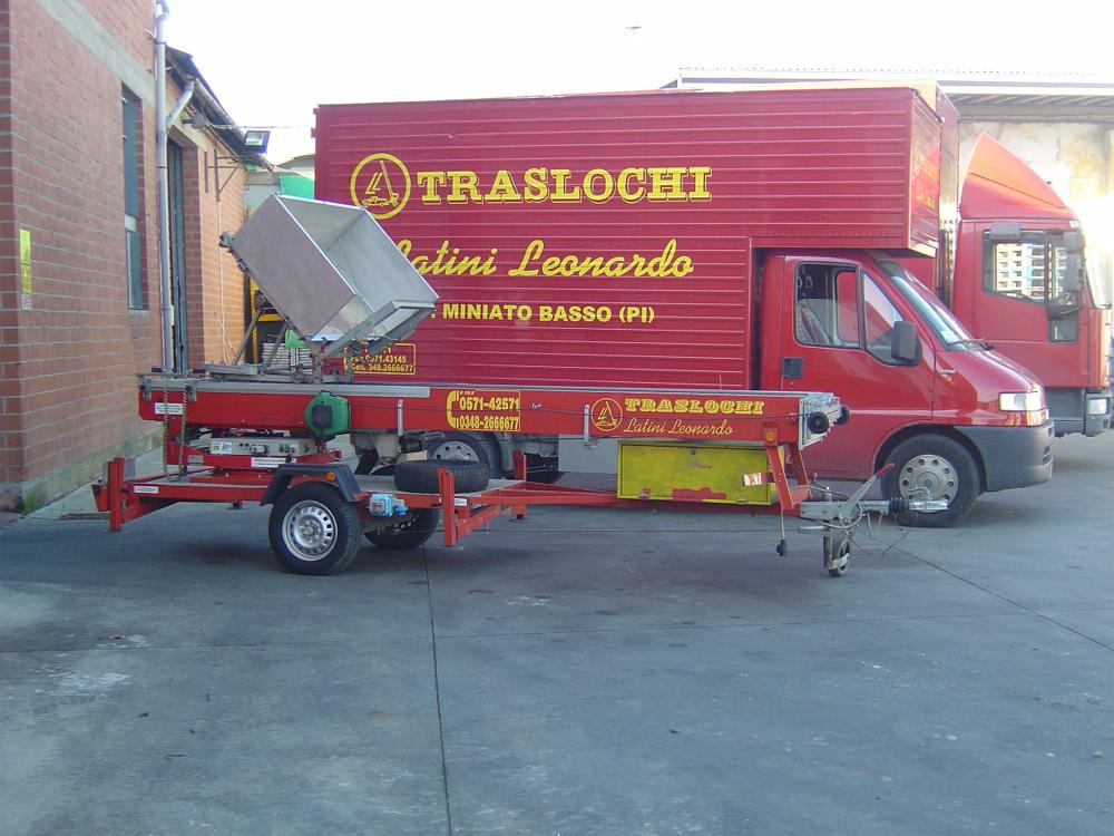 Traslochi Montecatini Terme